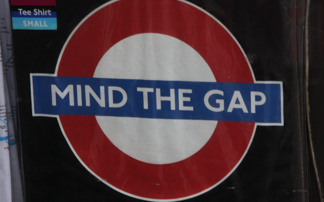 Do we really need to Mind The Gap?